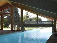 Couloir de nage intérieur/extérieur