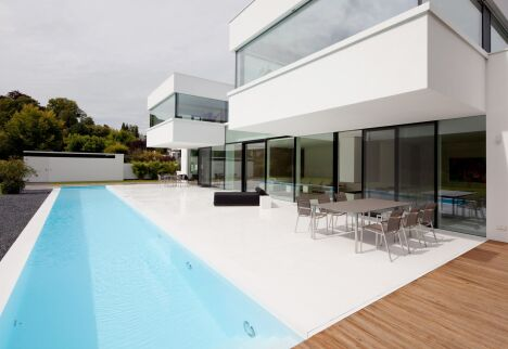 piscine de luxe à angers