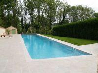 Couloir de nage en béton SPORTING de Piscines Dugain