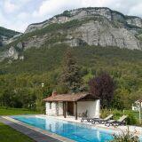 Couloir de nage en montagne par Carré Bleu