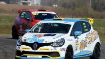 Toucan partenaire de Corentin Tierce pour la Clio Cup