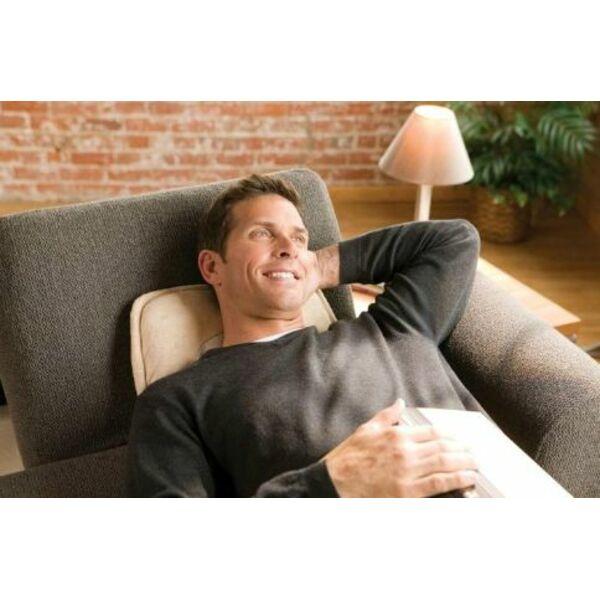 un coussin massant pour se d tendre chez soi pas cher et pratique. Black Bedroom Furniture Sets. Home Design Ideas