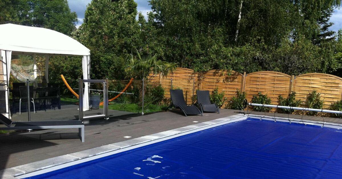 Couverture bulle euro piscine services for Abri de piscine bulle