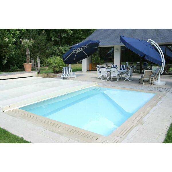 Couverture automatique pour piscine par euro piscine services for Euro piscine