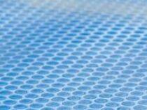 La couverture chauffante de piscine