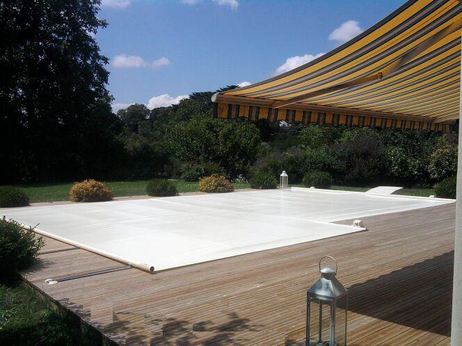 Couverture de piscine Axelle