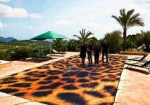 Couverture de piscine personnalisée Artpoolcover