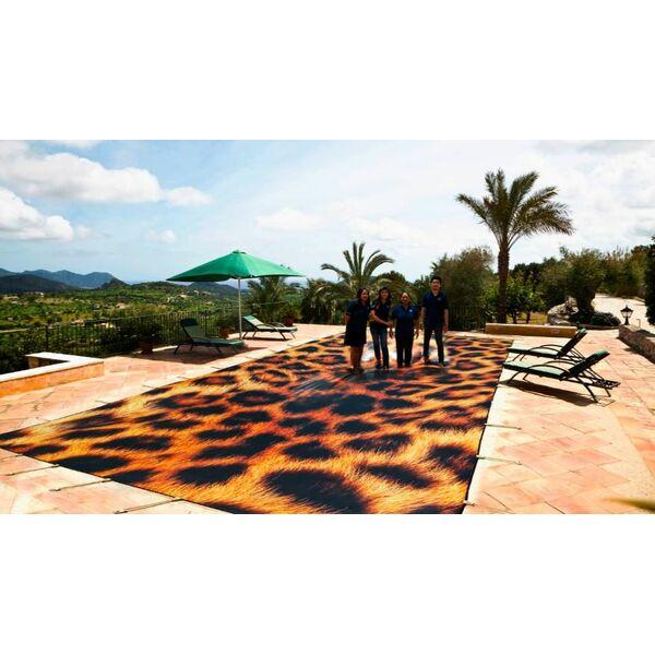 Couverture de piscine personnalis e artpoolcover for Piscine personnalisee