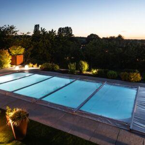 La piscine de demain : économe et connectée