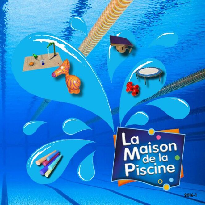 La maison de la piscine d voile son nouveau catalogue 2016 for Catalogue piscine