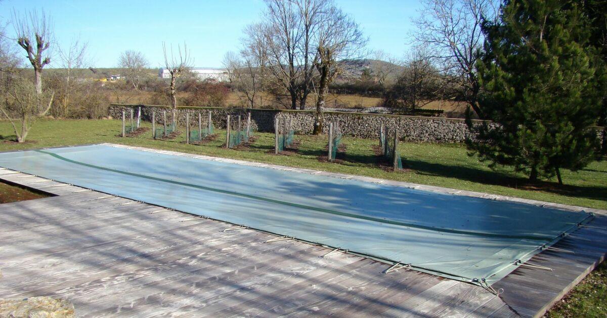 Photos de b ches et couvertures de piscine couverture for Euro piscine