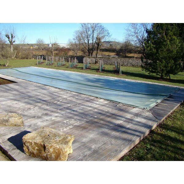 Couverture hivernale pour piscine par euro piscine services for Euro piscine