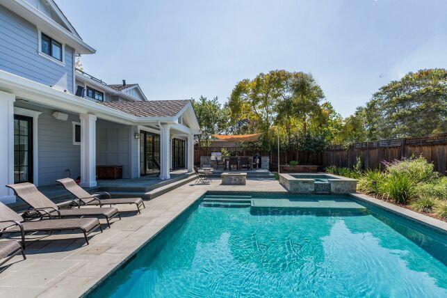 Crédit pour une piscine : quels taux d'intérêt ?