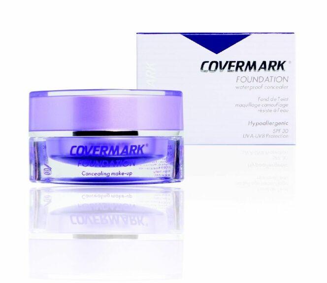 """Crème compacte Classic """"Foundation"""" de Covermark"""