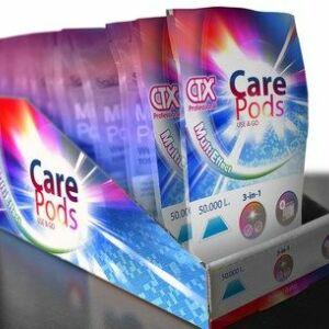Un traitement de l'eau des piscines simplifié grâce aux Care Pods de CTX