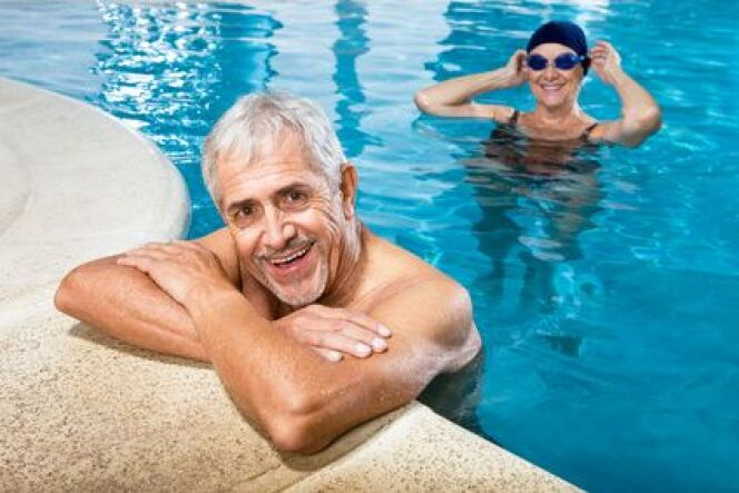 """Cures thermales et maladies cardiovasculaires<span class=""""normal italic petit"""">DR</span>"""