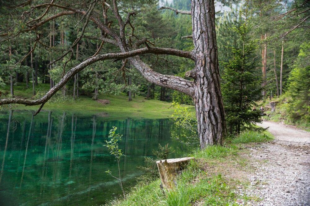 De belles randonnées lorsque l'eau est à son niveau le plus bas. © Neo_II - via Flickr