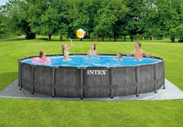 De nouvelles piscines Baltik arrivent sur le catalogue Intex