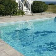 Déco : les stickers de piscine