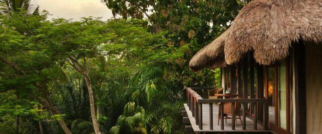Découvrez le cadre unique du Como Shambhala Estate à Bali
