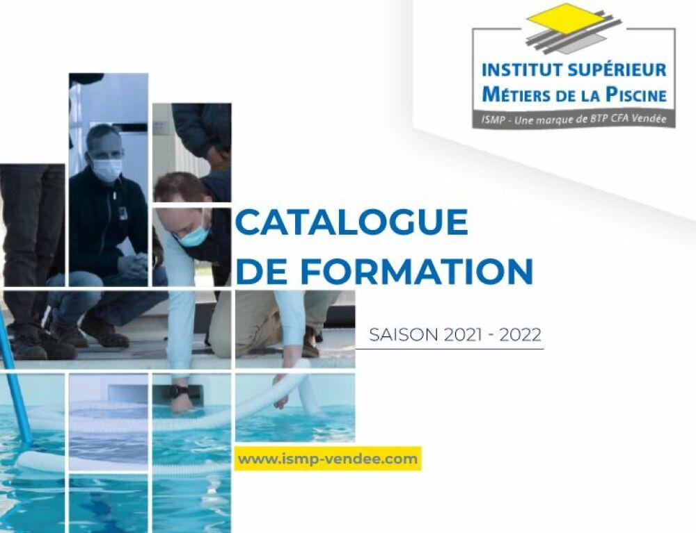 Découvrez le calendrier des formations ISMP 2021 - 2022 © ISMP