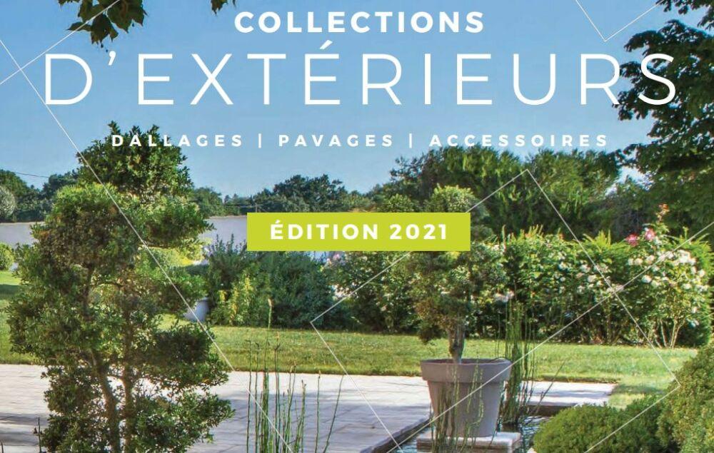 Découvrez le catalogue 2021 Bradstone et Carré D'Arc © Groupe Fabemi