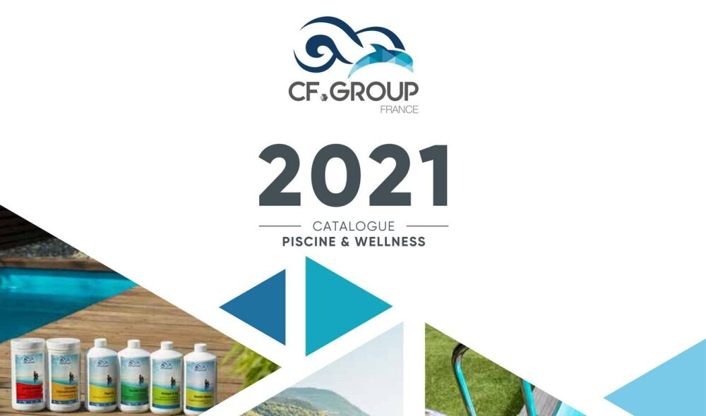 Découvrez le catalogue CF.Group 2021© CF.Group