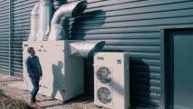 Découvrez le déshumidificateur gainable double flux pour piscine DanX3 HP de GECO