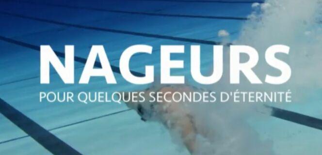 Découvrez le documentaire Nageurs : pour quelques secondes d'éternité