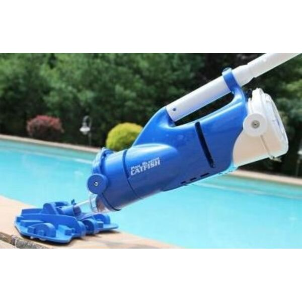 D couvrez le pool blaster catfish un nettoyeur de piscine for Aspirateur piscine pool blaster catfish avis