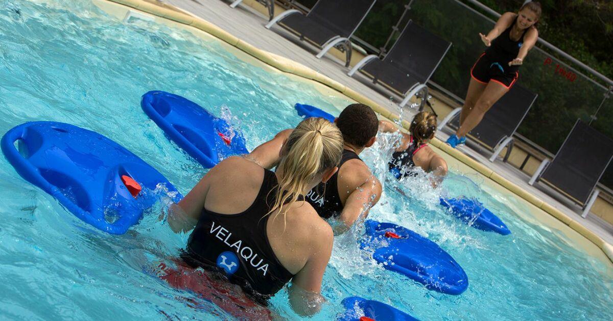 D couvrez le v laqua entra nement photo 3 - Autour de la piscine photo villeurbanne ...