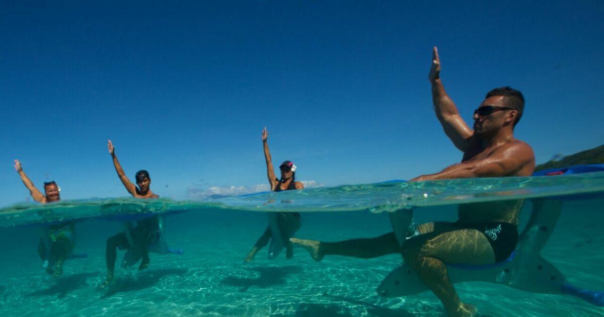 D couvrez le v laqua v laqua en polyn sie photo 4 - Autour de la piscine photo villeurbanne ...