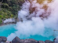 Les eaux sulfureuses