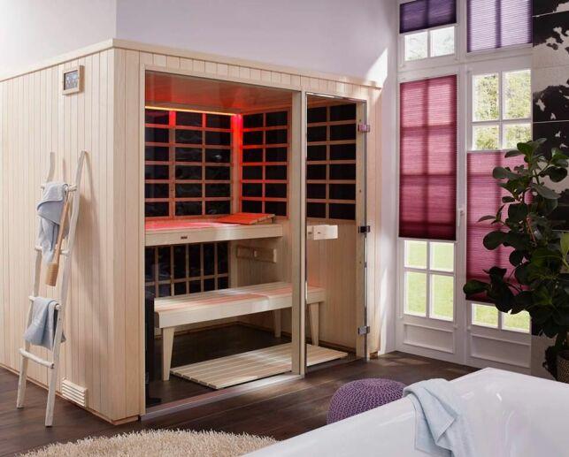 Découvrez Visage Vista par Helo Sauna