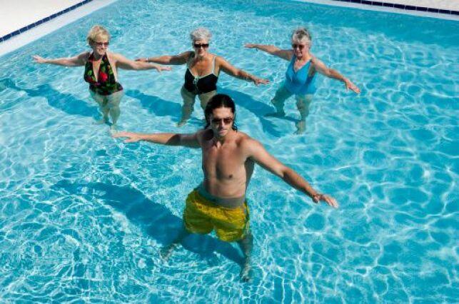 Démarrer une activité aquatique avec un régime