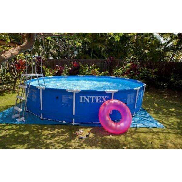 D monter sa piscine tubulaire en hiver - Piscine entretien hiver ...