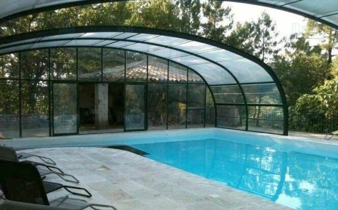 Dépannage d'un abri de piscine