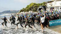 3ème édition du triathlon challenge Forte Village en Sardaigne