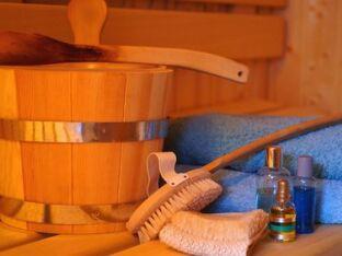 Accessoires de sauna : des kits pour bien s'équiper