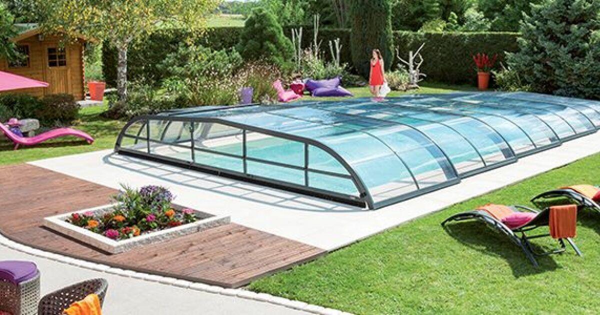 Des avantages sur votre abri de piscine avec abri de piscine rideau - Abris de piscine rideau ...