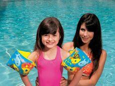 Les brassards gonflables pour enfants