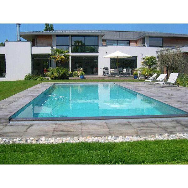 piscine familiale piscine enterr e l 39 esprit piscine. Black Bedroom Furniture Sets. Home Design Ideas