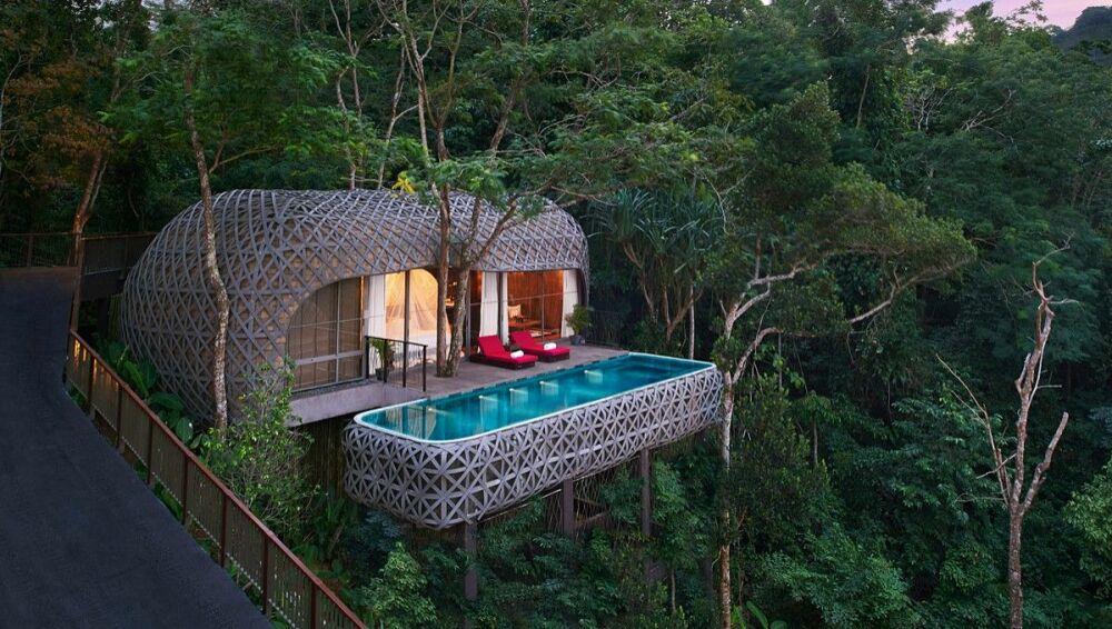Des vacances avec piscine privée en Thaïlande !© Keemala Resort