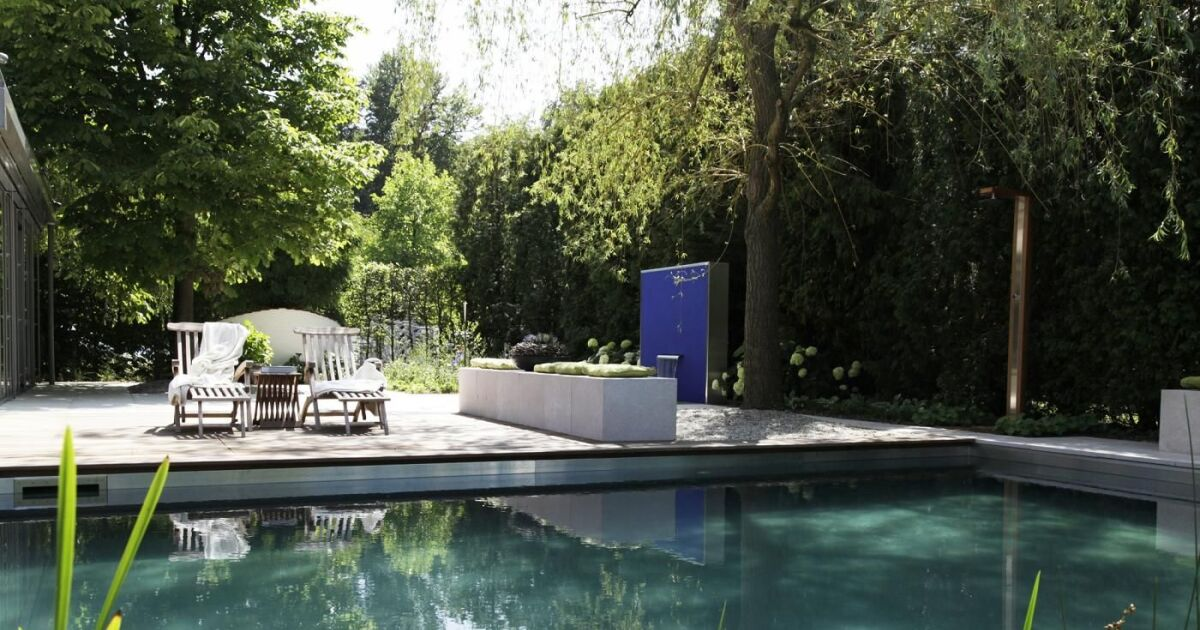 Piscine design paysage saint girons pisciniste for Design paysage