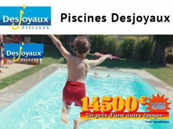 La promo Desjoyaux qui nous fait plonger!