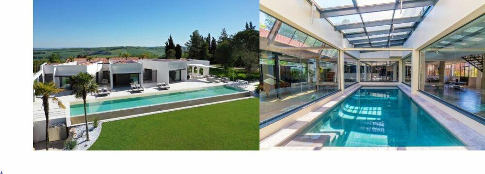 Deux Pool Design Awards pour Diffazur© Diffazur