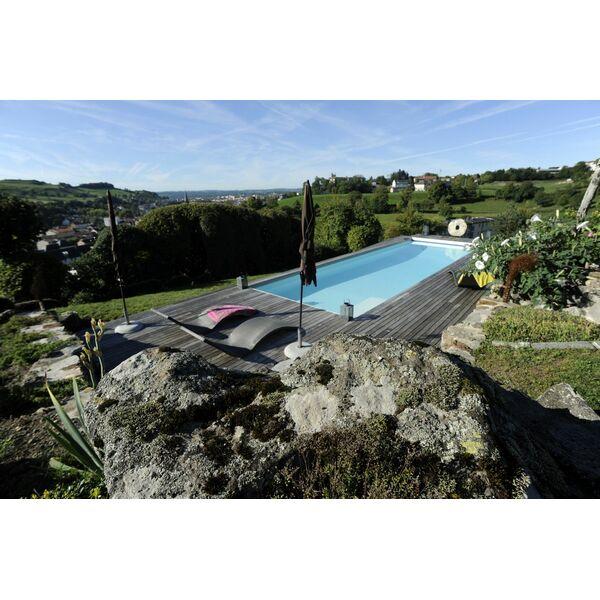 Un devis pour l 39 installation de la piscine for Piscine installation prix