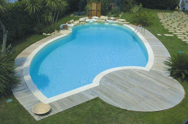 Devis pour un liner de piscine