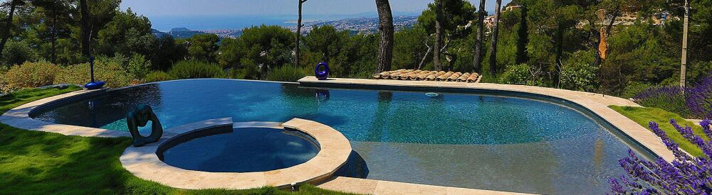 Diffazur : revêtements de piscine effet marbre© Diffazur