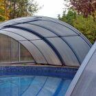 Dimensions et tailles d'un abri de piscine